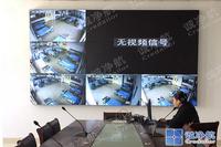 連云港某高校教室監控中心