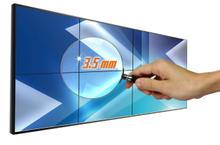 3.5mm拼缝三星55寸液晶拼接屏500亮度